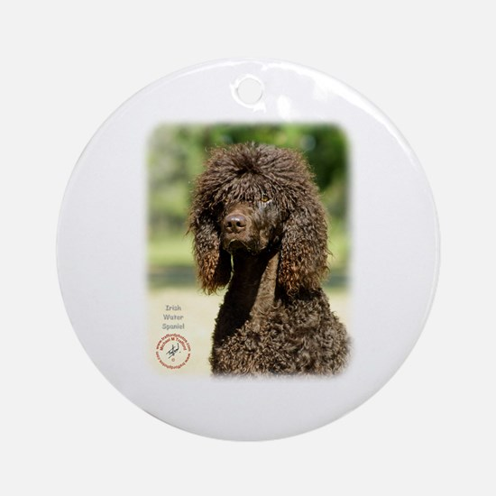 Irish Water Spaniel 9R032D-363 Ornament (Round)