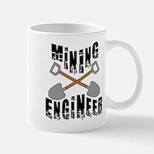 Crossed Shovels Mug