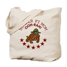 Semper Fi Mom OOH-RAH! Tote Bag