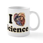 I Heart Science Mug