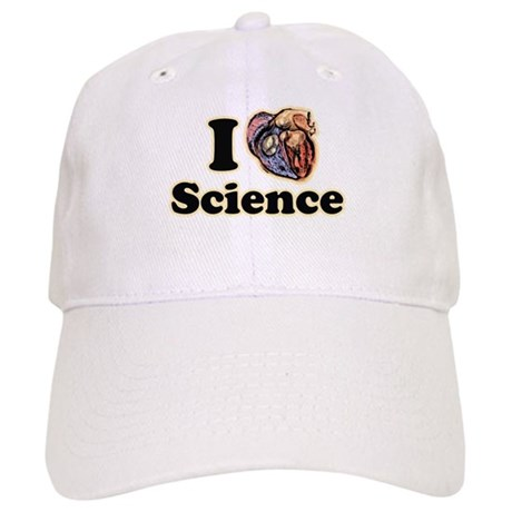 I Heart Science Cap