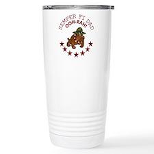 Semper Fi Dad OOH-RAH! Travel Mug