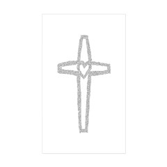 THE CROSS Decal