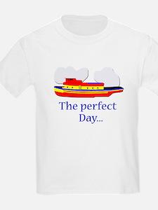 funny tugboat ship T-Shirt