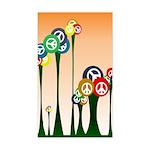 Trees of Peace (bumper sticker)