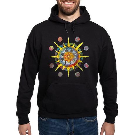 Celtic Stargate Hoodie (dark)