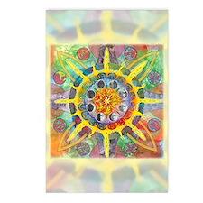 Celtic Stargate Postcards (Package of 8)