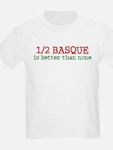 Half Basque T-Shirt