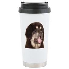 Unique Tibetan mastiff Travel Mug