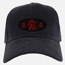 Vampire Bats Red Baseball Cap