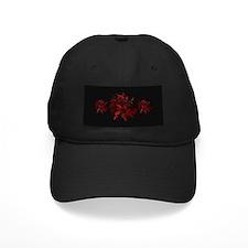 Vampire Bats Red Baseball Hat