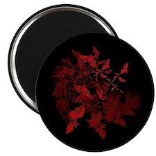 "Vampire Bats Red 2.25"" Magnet (10 pack)"