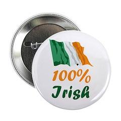 100% Irish St. Patrick's Day 2.25