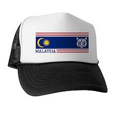 Malaysia Trucker Hat