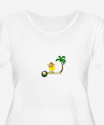 Retired Chic Plus Size T-Shirt