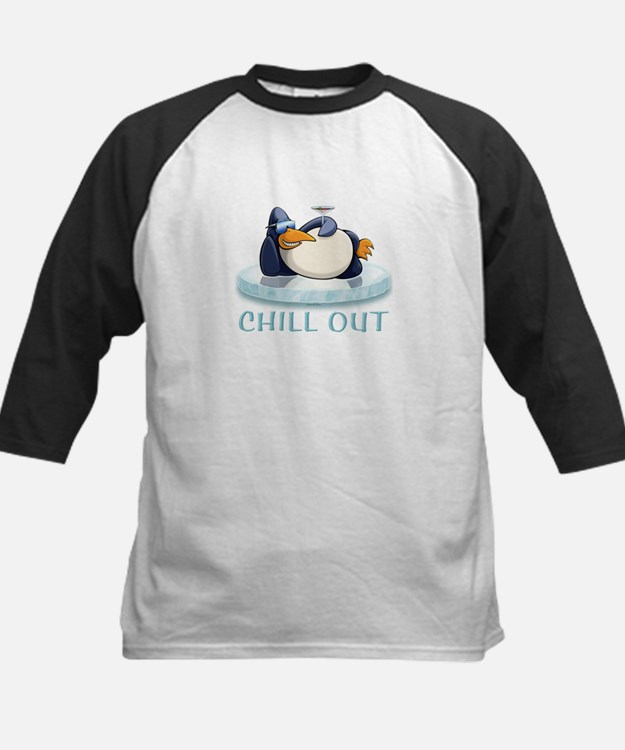 Chill Out Penguin Tee