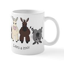 Med. Miniature Donkey Mug