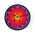 CHILDREN'S SERIES:  Sunset n' Star W. Clock