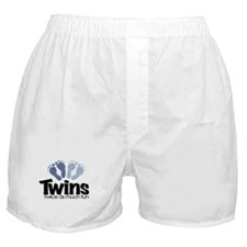 Twins (Boy) - Twice as much f Boxer Shorts