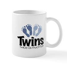 Twins (Boy) - Twice as much f Mug