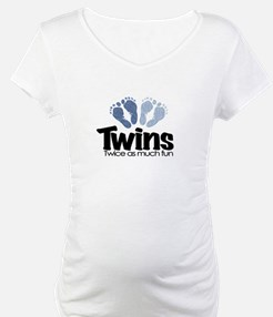 Twins (Boy) - Twice as much f Shirt