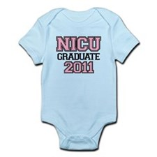 NICU Graduate 2011 Infant Bodysuit