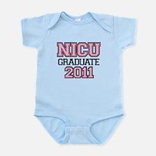 NICU Graduate 2011 Infant Bodysuit