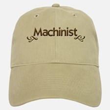 Machinist Baseball Baseball Cap