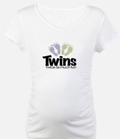 Twin (Unisex) - Twice the Fun Shirt