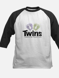 Twin (Unisex) - Twice the Fun Tee