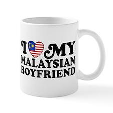 I Love My Malaysian Boyfriend Mug