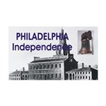 ABH Philadelphia 35x21 Wall Decal
