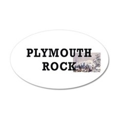 ABH Plymouth Rock Wall Decal