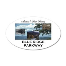 Blue Ridge Americasbesthisto Wall Decal