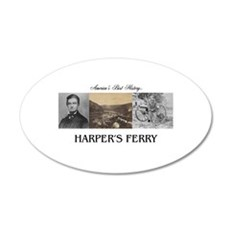 Harper's Ferry Americasbesth Wall Decal