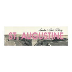 St. Augustine Americasbesthistory. Wall Decal