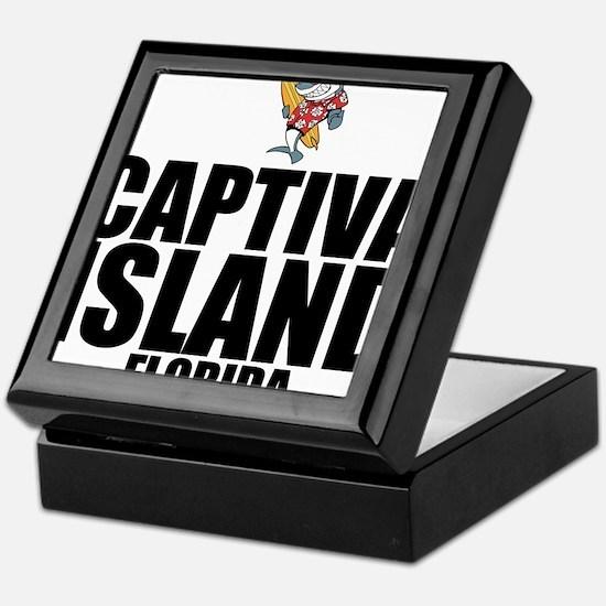 Captiva Island, Florida Keepsake Box