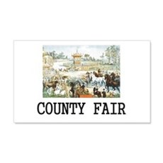 Country Fair Wall Decal