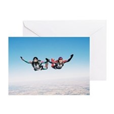 Free Fall Greeting Cards (Pk of 10)