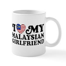I Love My Malaysian Girlfriend Mug