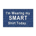 Smart 20x12 Wall Decal