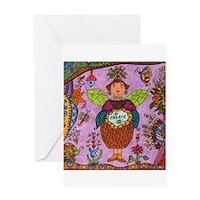Create Fairy Greeting Card
