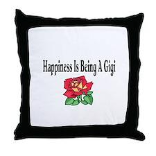 Cute Great grandma (happiness) Throw Pillow