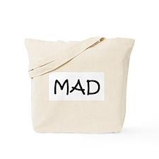 MAD Tote Bag