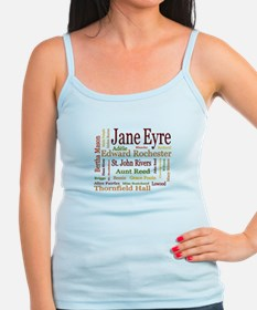 Jane Eyre Characters Jr.Spaghetti Strap