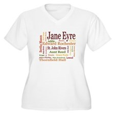 Jane Eyre Characters T-Shirt