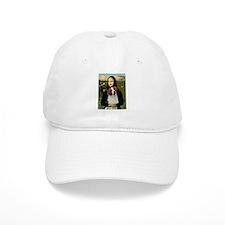 Mona & her Brittany Baseball Cap