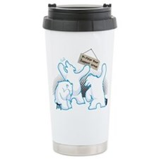 Unique Artic Travel Mug