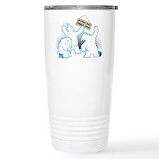 Cute Bipolar Travel Mug