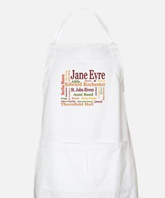Jane Eyre Characters Apron